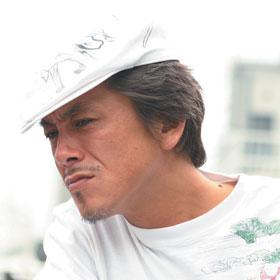 寺島進の帽子