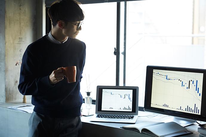 【投資系の副業】いつでもどこでも、短時間で高収入! 男性高収入求人ドカント