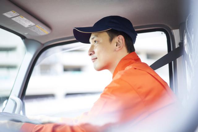 ショウタ君のドライバー稼業、そのスタートは? 男性高収入求人ドカント