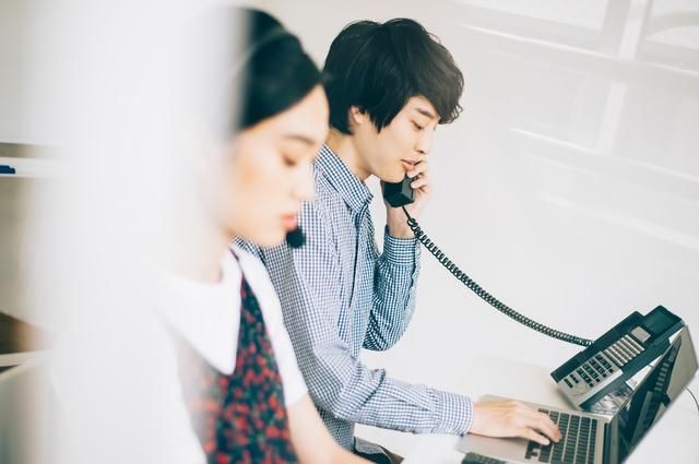 コールセンターの仕事 男性高収入求人ドカント