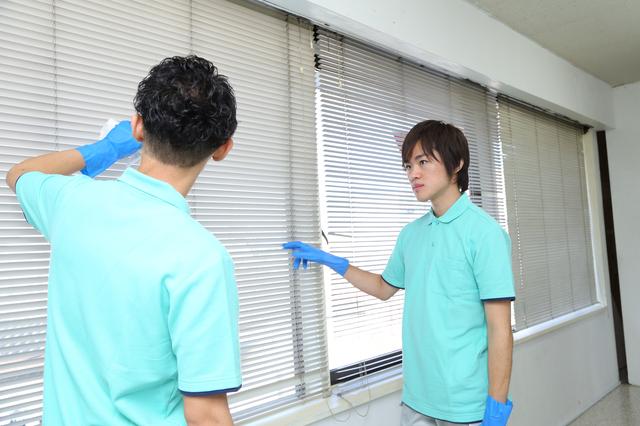 登録制夜間清掃スタッフ・加藤孝之さん(仮名=26歳) 高収入求人ドカント